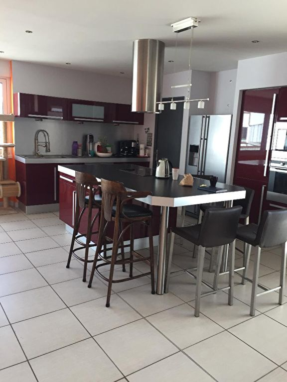APPARTEMENT A VENDRE 7 PIECES 237M² VUE DEGAGEE STUDIO INDEPENDANT BREST KERINOU LANREDEC