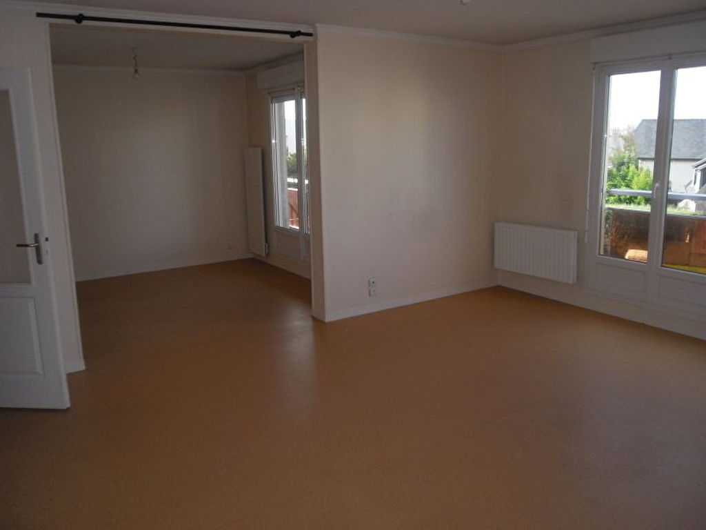 EXCLUSIVITÉ APPARTEMENT A VENDRE T3 DE 71M2 BALCON DE 9M2 GARAGE BREST CENTRE VILLE