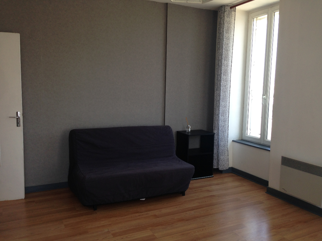 EXCLUSIVITE A VENDRE APPARTEMENT T1 DE 27 M2 BREST CENTRE VILLE