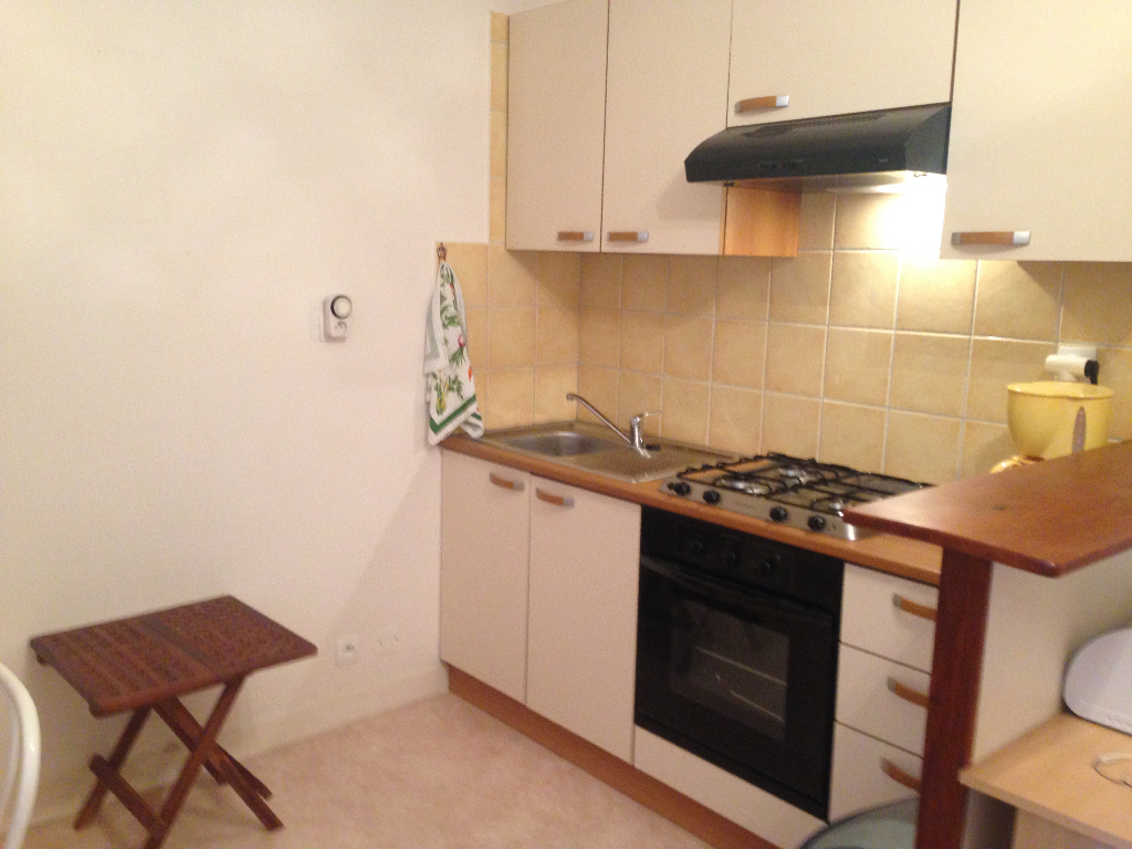 INVESTISSEUR APPARTEMENT 1 PIECE DE 20 m2 BREST SAINT MICHEL